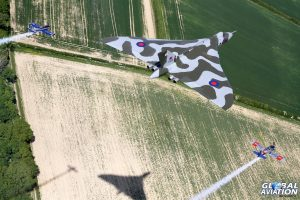 Vulcan and RV8's