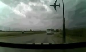 Afghanistan 747 crash