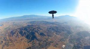 Umbrella Parachute