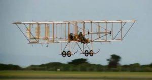 Bristol Boxkite First Flight