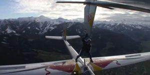 Changing aircraft