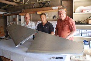 Tailplane Construction