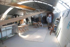 Monarto Sailplaners Museum Fly/Drive Visit 2014
