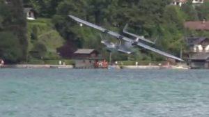 Spectacular Landing