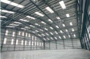 Hangar space available