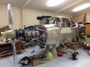 Patrick Pulis's RV-10