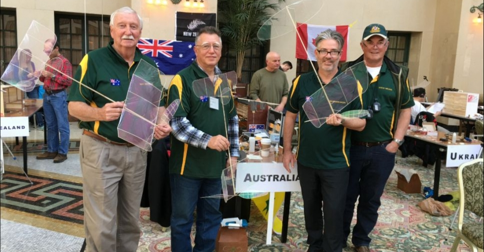 Australian F1D team