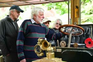Nigel Steele-Scott Workshop Visit