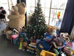 Truro Flat 2020 Christmas Toy Run